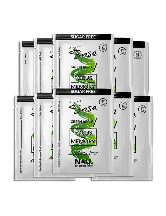 Green Apple 10-pack